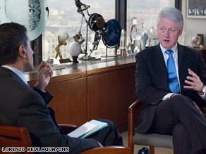 Bill Clinton says fewer obstacles to health care reform exist now compared to when he was president.