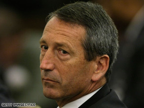 South Carolina Gov. Mark Sanford says he does not want to spend money that his state doesn't have.