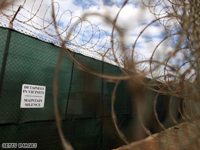 The high court has said the roughly 240 men held at Guantanamo are entitled to some rights under the U.S. Constitution.