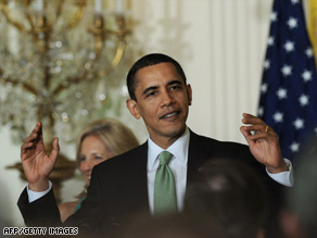 President Obama, according to those polled in a new survey, has been busier than they are comfortable with.