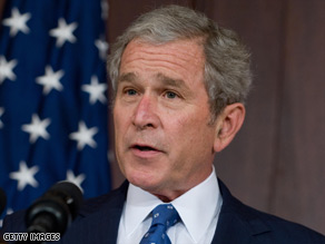Former President George W. Bush will discuss some of the defining decisions of his presidency in a new book.
