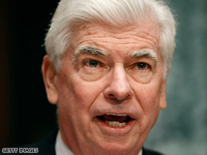 Sen. Chris Dodd admitted to CNN this week that he added bonus legislation to the stimulus bill.
