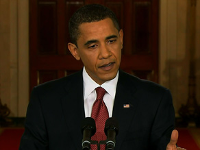 President Obama holds his second prime-time news conference on March 24.