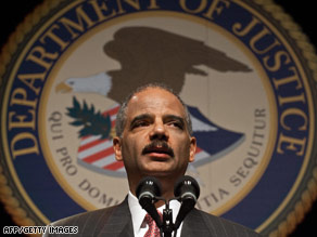 One official says Attorney General Eric Holder is leaning toward releasing the documents.