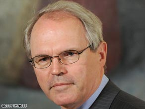 Chris Hill is President Obama's nominee to be ambassador to Iraq.