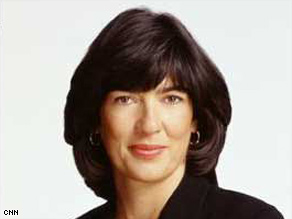 Christiane Amanpour says Obama's achievement was to turn around world opinion about the U.S.