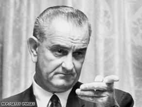 A scholar says President Obama could learn from Lyndon Johnson's Great Society mistakes.