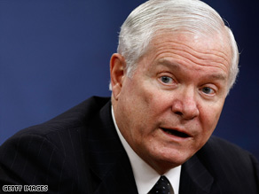 Defense Secretary Robert Gates has highlighted the need to increase personnel involved in cybersecurity.
