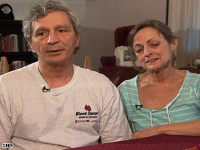 Stan and Mary Theriault say their lender agreed to restructure their mortgage after their congressman intervened.