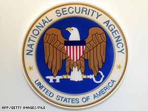 The National Security Agency collects mostly international telecommunications and e-mails.