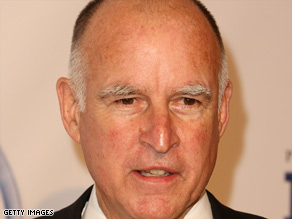 Jerry Brown, a one-time governor of California, is reportedly looking to run again next year.