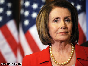 House Speaker Nancy Pelosi says it&#039;s an &#039;exciting time&#039; as Congress moves ahead with President Obama&#039;s agenda.