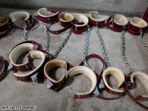 afghanistan, prisoners