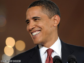 Three in four Americans say President Obama has the personal qualities a president should have, the poll shows.