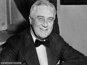 Franklin D. Roosevelt had an ambitious first 100 days, CNN's Bill Schneider says.