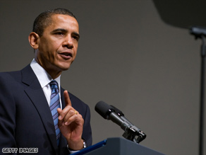 President Barack Obama wants the money be attached to an $83 billion war-spending bill now before lawmakers.