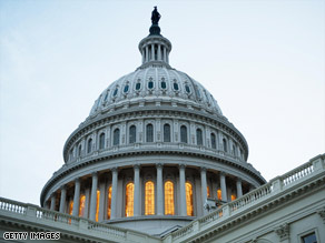 Congress approved a budget plan Wednesday, President Obama's 100th day in office.