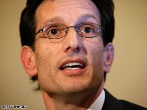 "Rep. Eric Cantor says the new council is an opportunity for GOP leaders to have a ""two-way conversation"" with the public."