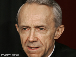 Conservatives say Supreme Court Justice David Souter, nominated by a Republican, was a disappointment.