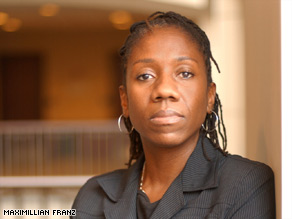 Sherrilyn Ifill says Supreme Court justices now represent only a  narrow slice of the legal profession.