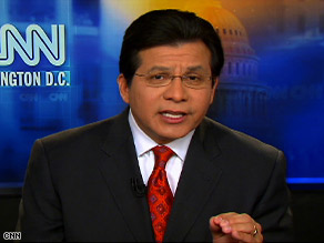 Alberto Gonzales is among the former attorneys general named in the complaints.