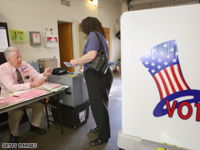 California residents are voting to decide on measures that could impact the state's growing deficit.
