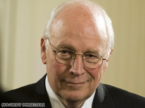 Former Vice President Dick Cheney is scheduled to give a major speech on the battle against terrorism Thursday.