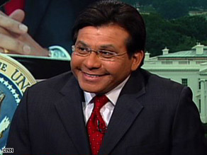Former Attorney General Alberto Gonzales says some have concerns about Sonia Sotomayor's philosophy.