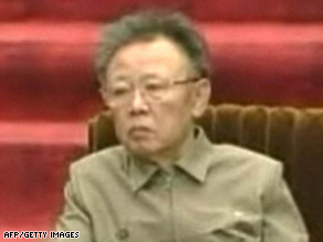 The health of ailing North Korean leader Kim Jong Il, here in a TV image in April, complicates matters.