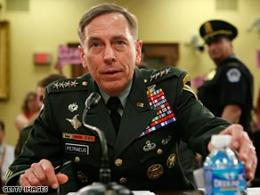 "Gen. David Petraeus says, ""Militant and extremist groups would use these images."""