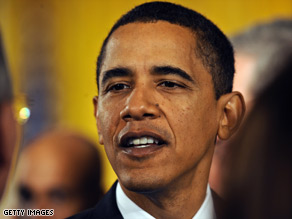 """President Obama hopes to start a """"new chapter of engagement"""" with the Muslim world, a spokesman says."""