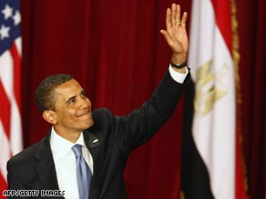 President Obama delivered a major speech to the Muslim world Thursday in Cairo, Egypt.
