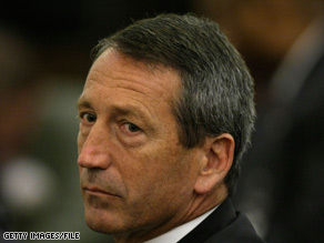 Gov. Mark Sanford became the conservative face of opposition to the federal stimulus package.