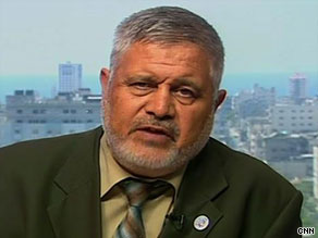 "Hamas spokesman Ahmed Yousef talked about President Obama's ""historical"" speech Friday on CNN."