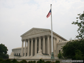 "The U.S. Supreme Court refused to intervene in the challenge to the ""don't ask/don't tell"" law."