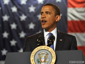 President Obama takes his push for health care reform to Green Bay, Wisconsin.