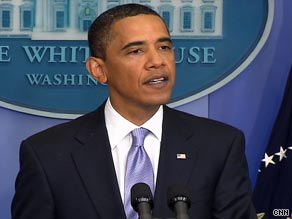 President Obama says his tone on the Iranian election crisis has been consistent.