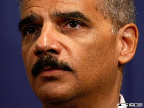 Attorney General Eric Holder has been a vocal proponent for tougher laws regarding hate crimes.