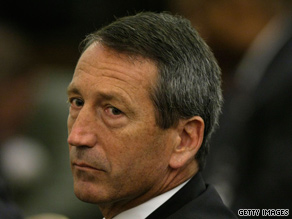 Gov. Mark Sanford tells The State newspaper he is surprised the story was attracting such attention.