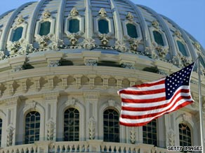"""The House of Representatives passes an energy bill that includes a """"cap-and-trade"""" program on emissions."""