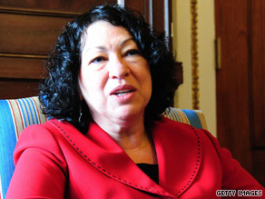 Judge Sonia Sotomayor is set to face Supreme Court confirmation hearings.