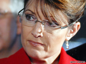 Alaska Gov. Sarah Palin announced Friday that she will step down this month.