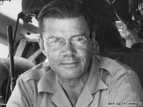 Robert McNamara took a lead role in managing the U.S. military commitment in Vietnam.