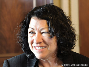 Confirmation hearings for Sonia Sotomayor's Supreme Court nomination are set to begin next week.
