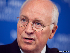 Former Vice President Dick Cheney reportedly ordered the CIA to withhold information about counterterrorism.