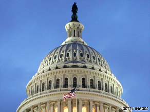 Facing year-end holidays and running out of time to discuss health care reform, the Senate voted early Friday to end debate on funding for the Department of Defense.
