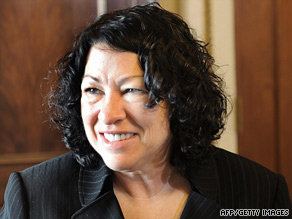 The Supreme Court confirmation hearings for Sonia Sotomayor are sure to take center stage this week.