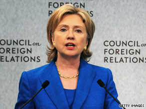 Sec. Clinton believes  'frustrating' and lengthy vetting is hurting diplomatic relations.