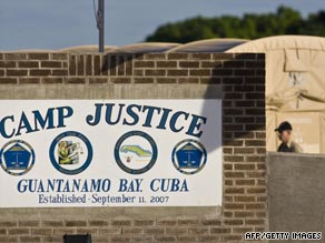 Obama has pledged to shut down Guantanamo Bay but achieving that goal is proving harder than he hoped.