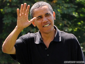President Obama is back from his overseas trip and will hold a prime-time news conference on Wednesday.